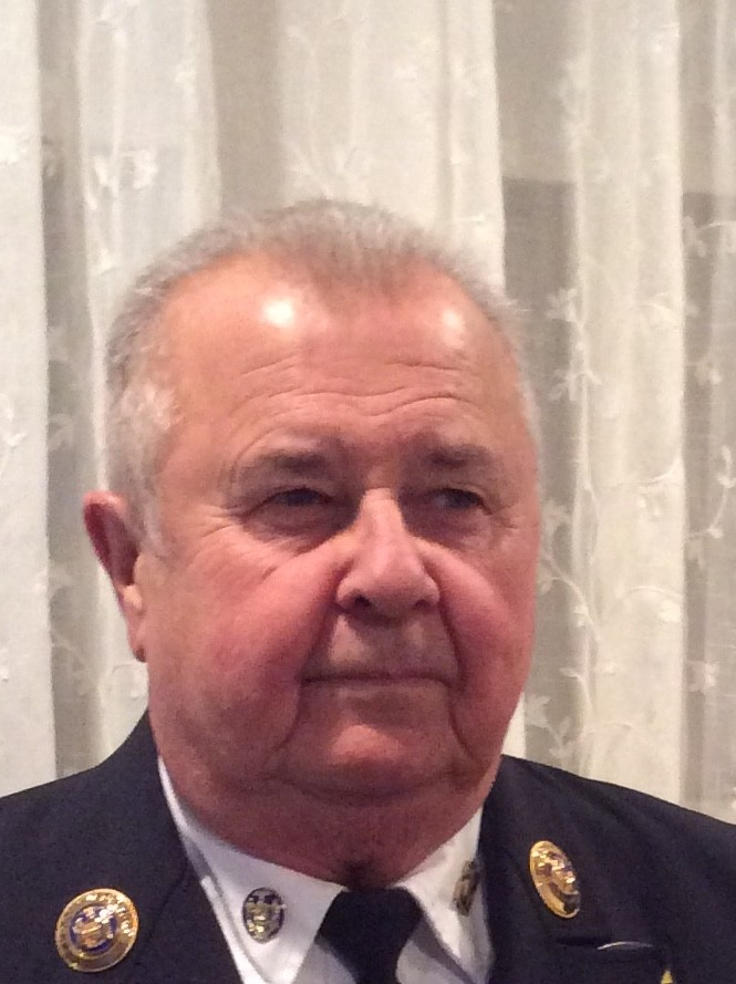 John Podolski will be the new fire commissioner of the Bellmore Fire District