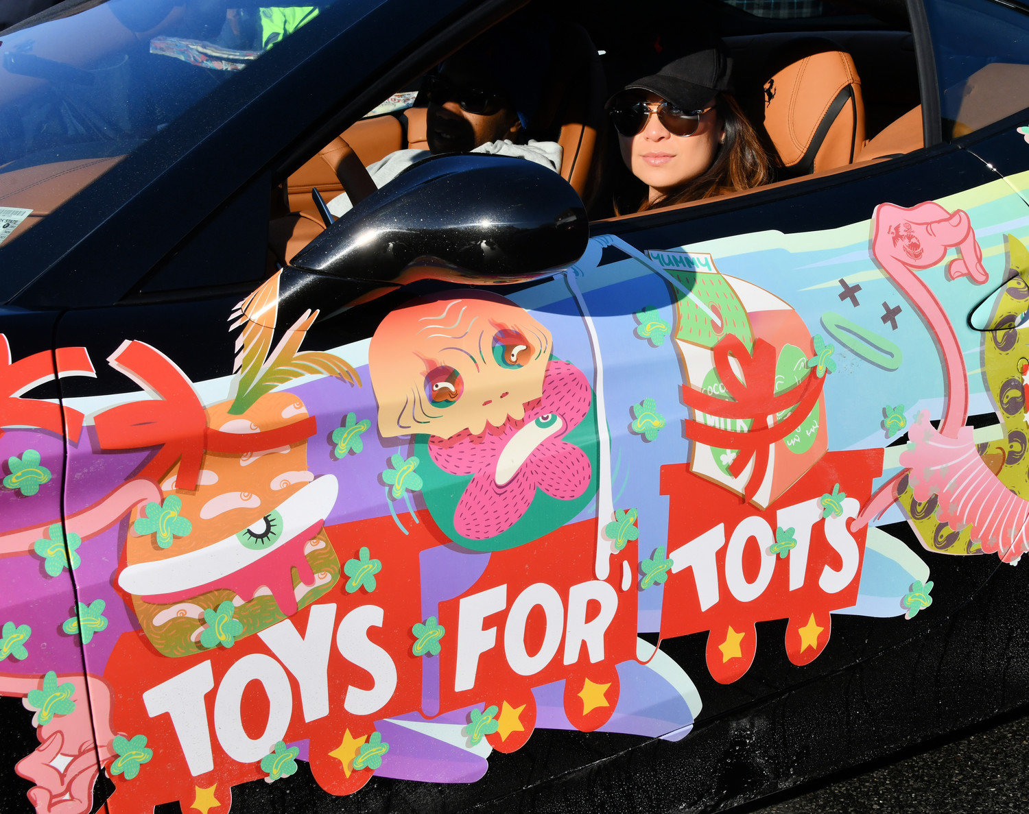 Toys For Tots Drive : Glen cove hosts toys for tots drive herald community