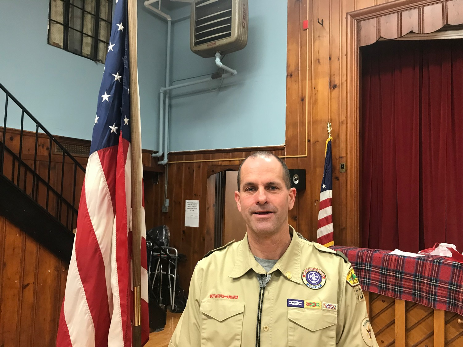 Steve Maroney dedicates more than 100 hours per month to Boy Scout Troop 336, and has helped many troop members move up the scouting ranks. For his dedication and selflessness, he is the Herald's 2017 Person of the Year.