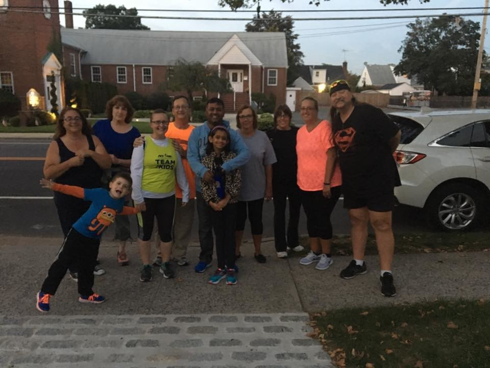 The Street Walkers held their inaugural walk on Sept. 12.