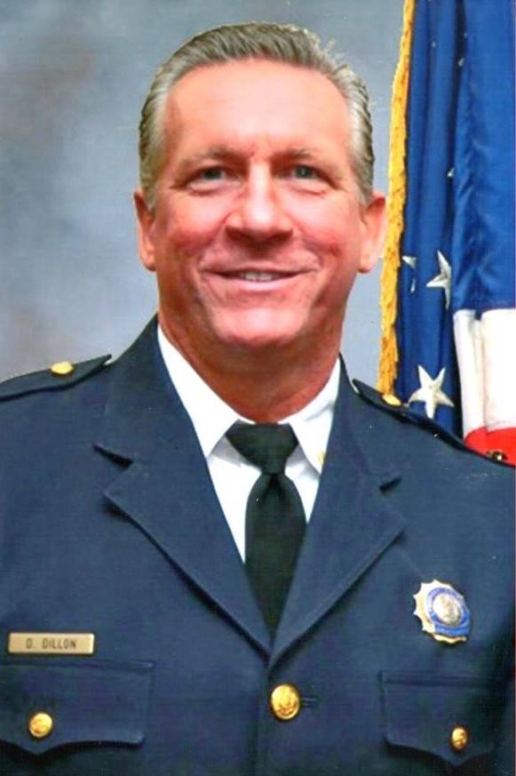 Lynbrook Police Sgt. Danny Dillon retired on Jan. 8 after nearly 30 years on the force.