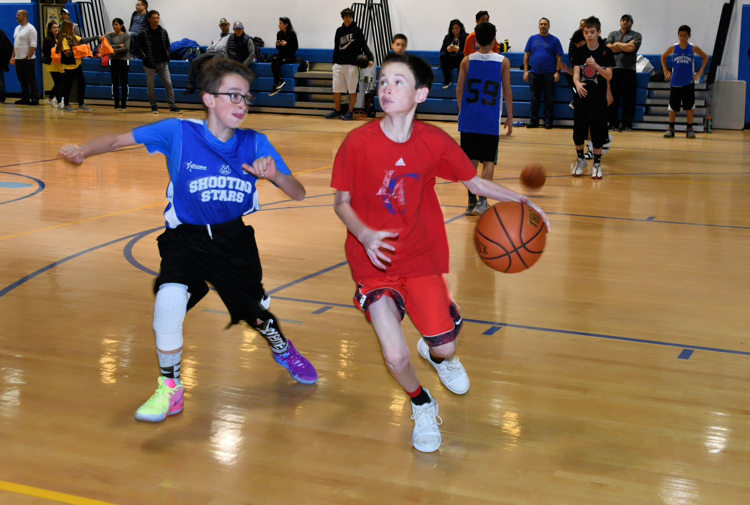 The fundraiser features a three-on-three basketball tournament with three age divisions — middle school, high school and adult.