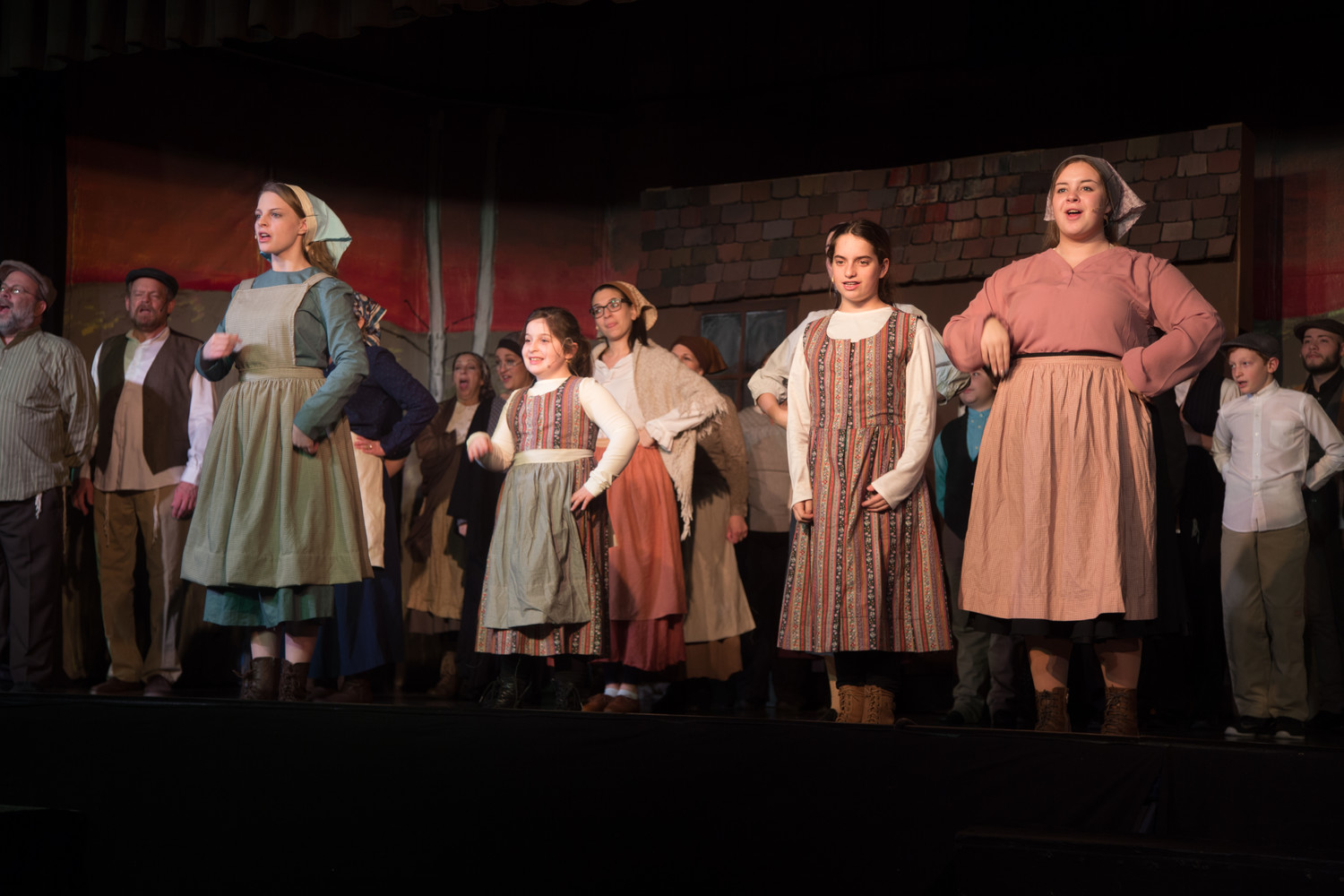 Fiddler on the roof celebrates themes of family, unity and endings and beginnings.