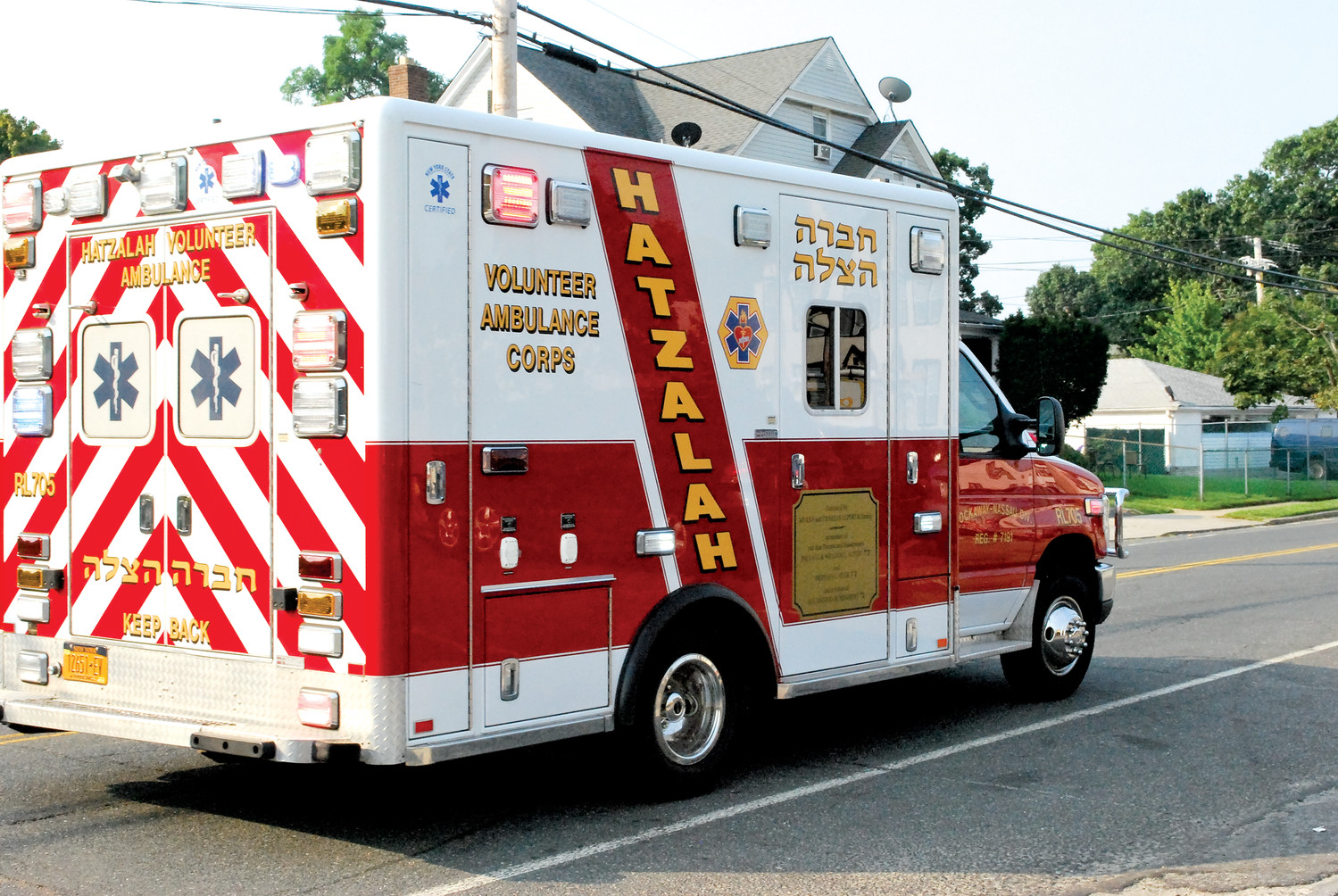 Lawrence village trustees will put out another bid for an ambulance they plan to lease to Chavira Hatzalah of the Rockaways and Nassau County.
