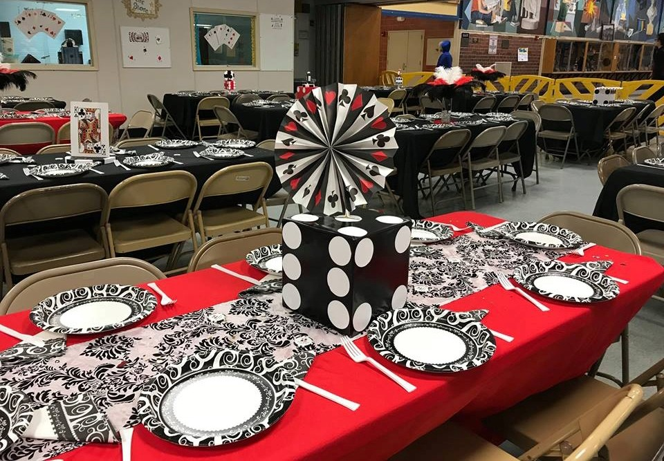 Baldwin Senior High School hosted this years Senior Banquet.