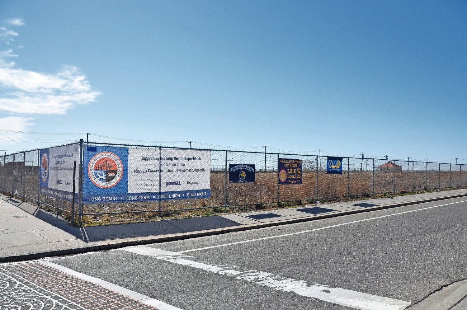 A Nassau County State Supreme Court judge ordered the city's Zoning Board of Appeals on Monday to hold a public hearing to determine whether a variance and a subsequent permit issued to the developer iStar to build two luxury apartment towers on the Superblock were still valid.