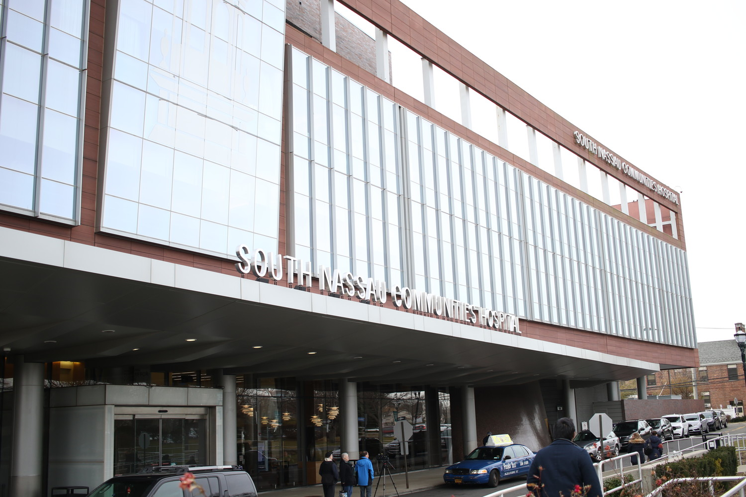 South Nassau will become the eighth hospital in Mount Sinai's $7 billion network.