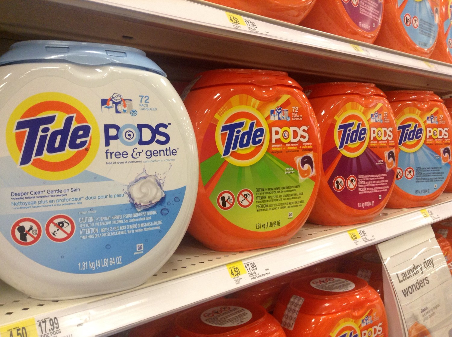 Eating Tide Pods on camera is the latest fad to take the teenage world by storm, but doctors warn that the act is the equivalent of poisoning oneself.