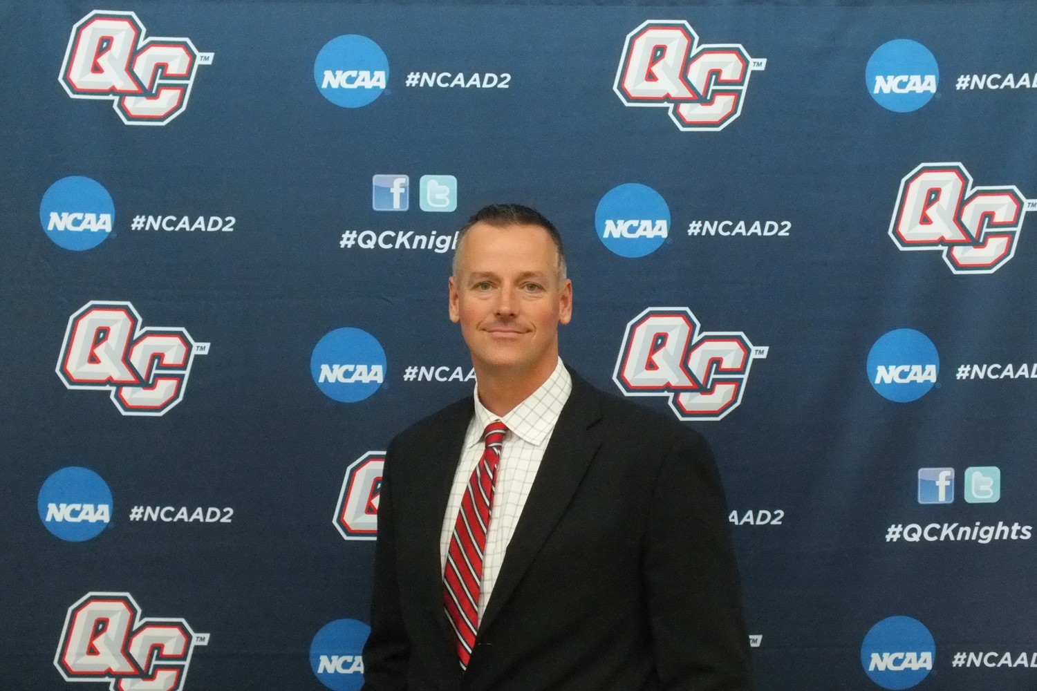 Robert Twible will be replacing China Jude as the director of athletics at Queens College while the institution finds a permanent replacement.