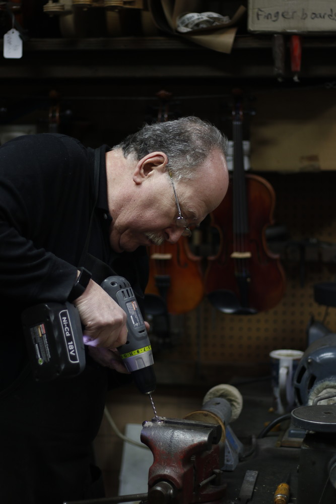 Whereas some shops order pieces needed for repairs, Kolstein's makes them in house. The shop also supplies instrument rentals for school districts across Long Island, including in Baldwin.