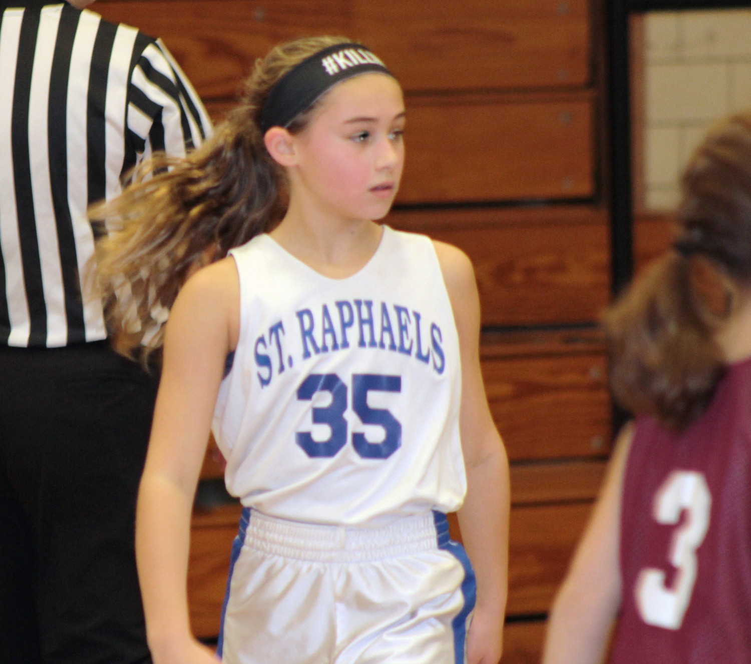 Player Kiera Olson said that she and her teammates learned from their mistakes and were able to beat a team from St. Barnabas in Bellmore in the championship round.