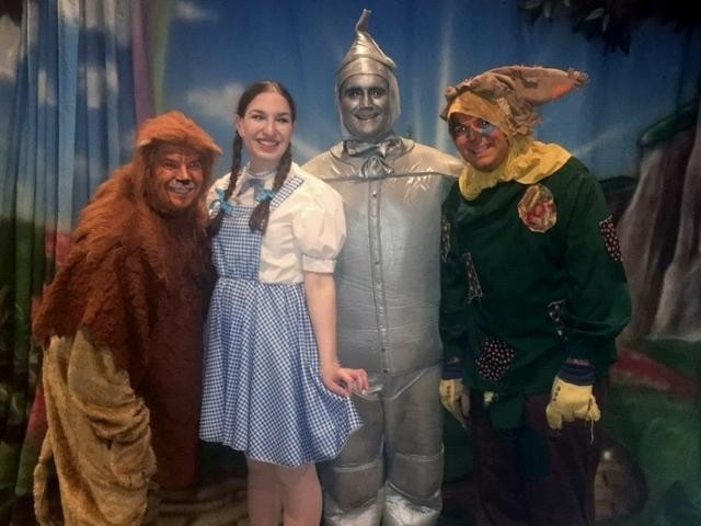 "Journey down the Yellow Brick Road when Plaza Theatrical Productions stages ""The Wizard of Oz"" Feb. 17-19."
