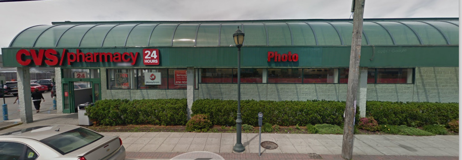 The CVS Pharmacy on N. Central Avenue was robbed on Feb. 17 at 2:50 a.m.