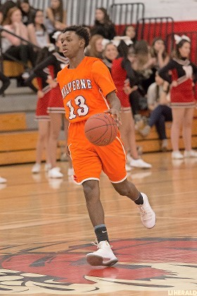 Michael Warren hit for 20 points on Sunday as Malverne advanced to the Nassau Class B title game with a 67-38 win over Wheatley in the semis at Farmingdale State College.