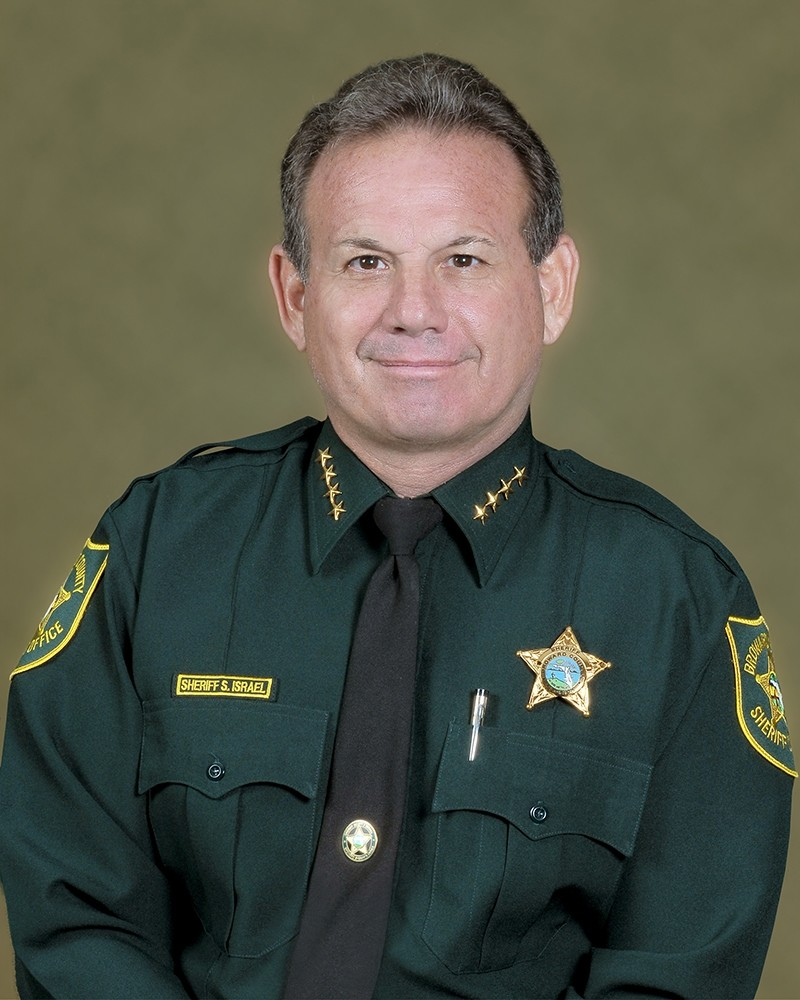 Scott Israel, a former Baldwin resident who is now the Broward County sheriff, is leading the investigation into last week's shooting in Parkland, Fla.