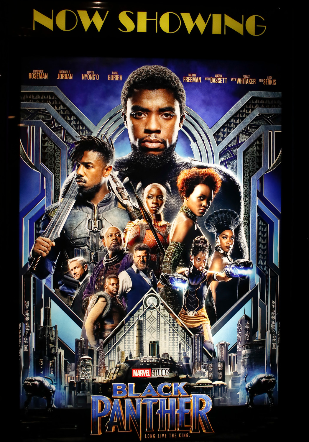 "Marvel's ""Black Panther"" has shattered box office records since its release on Feb. 16."