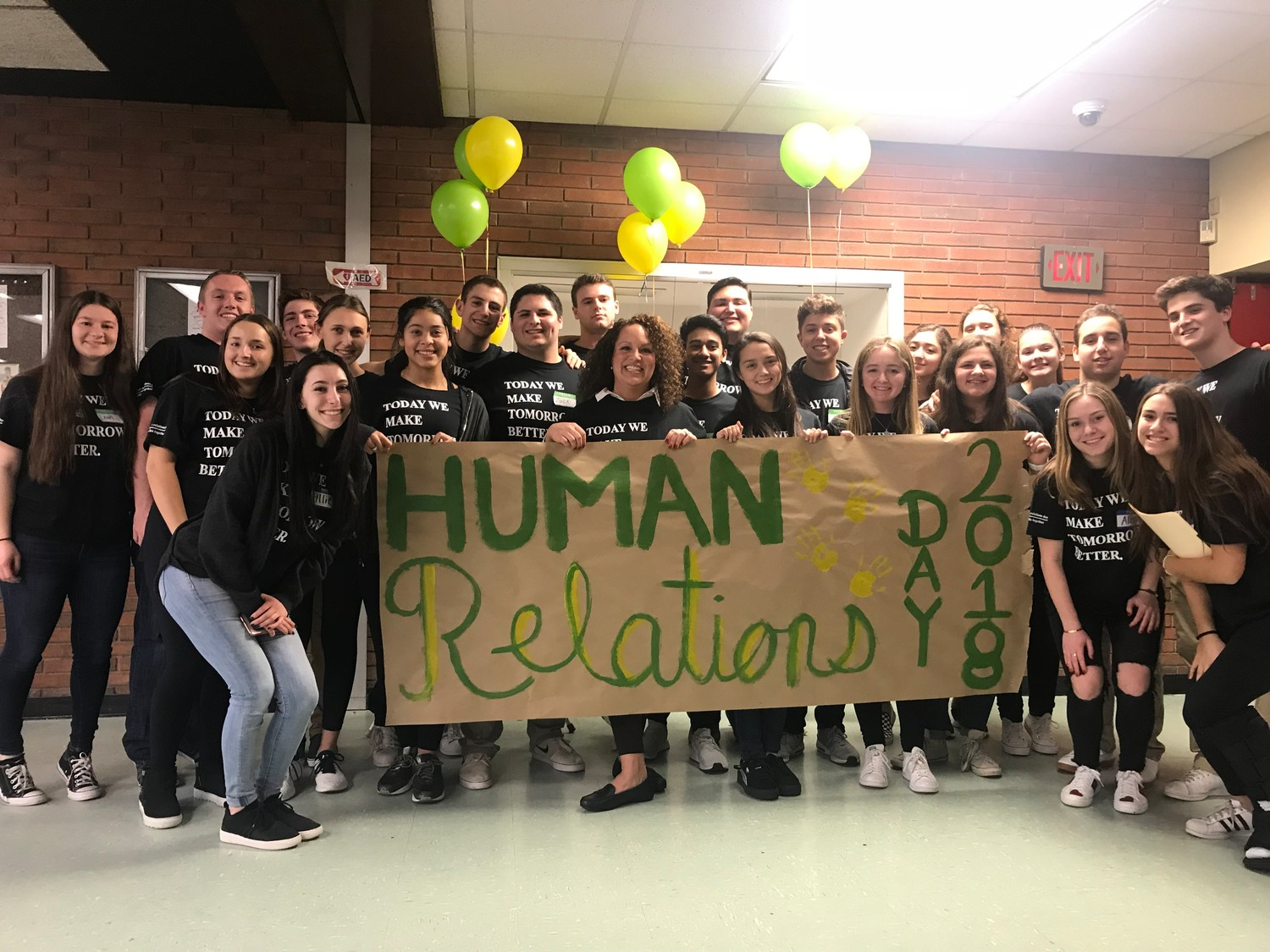 The Lynbrook Student Government Association organized the annual Human Relations Day event on Feb. 15.