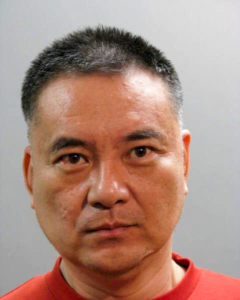 Fei Du, 53, of Glen Cove, is accused of attempting to show a 4-year-old girl pornography.