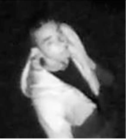 This man was seen on a surveillance camera allegedly stealing an E-Z Pass from a car in Woodmere on Sept. 14.