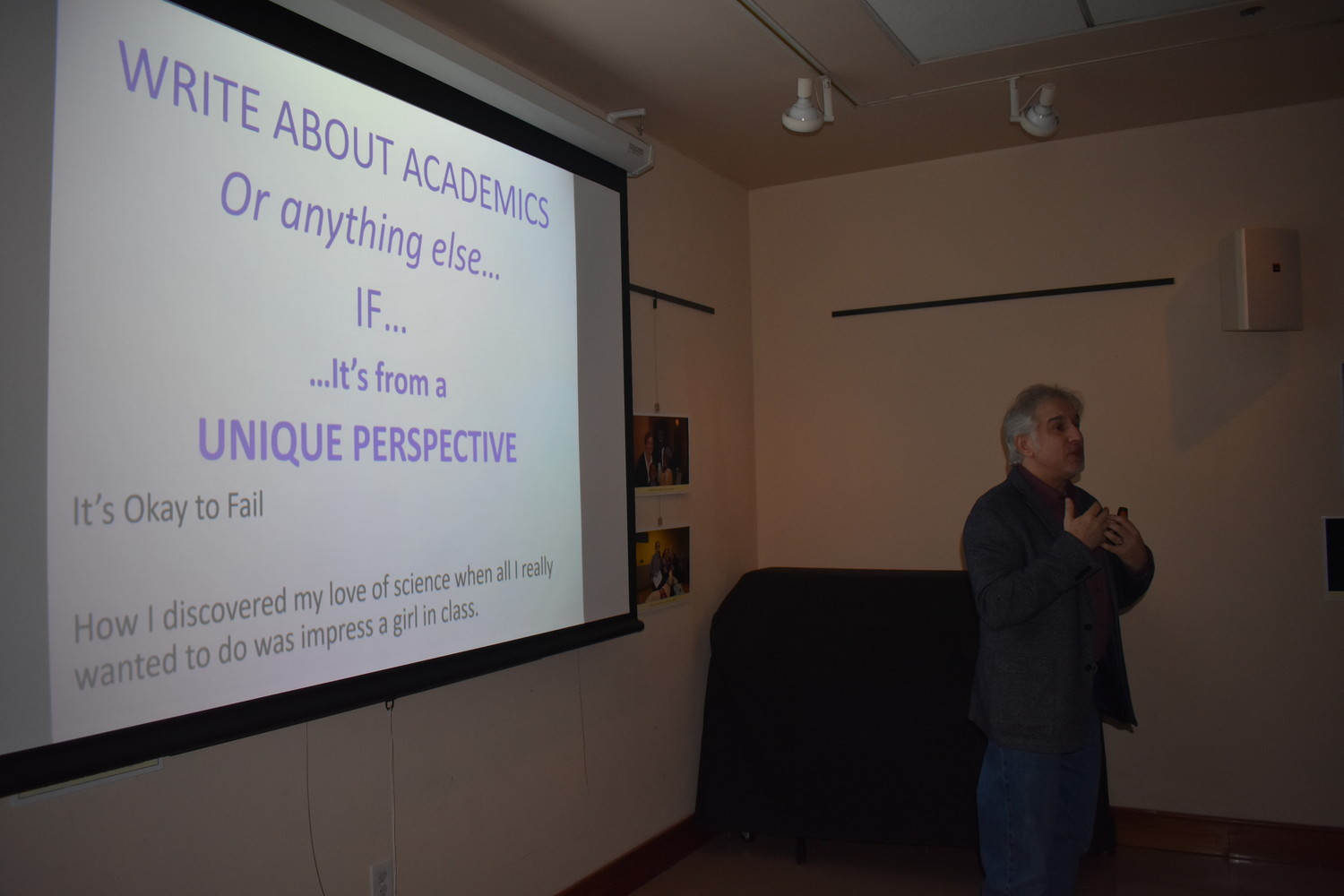 Good college application essays are authentic and unique, according to college application essay advisor Randy Levin.