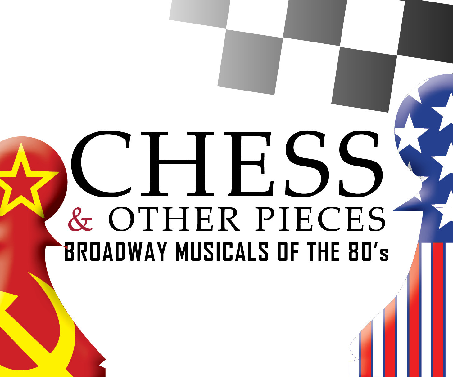 "The rock musical ""Chess"" is staged as a pops concert at the Madison Theatre on March 10."