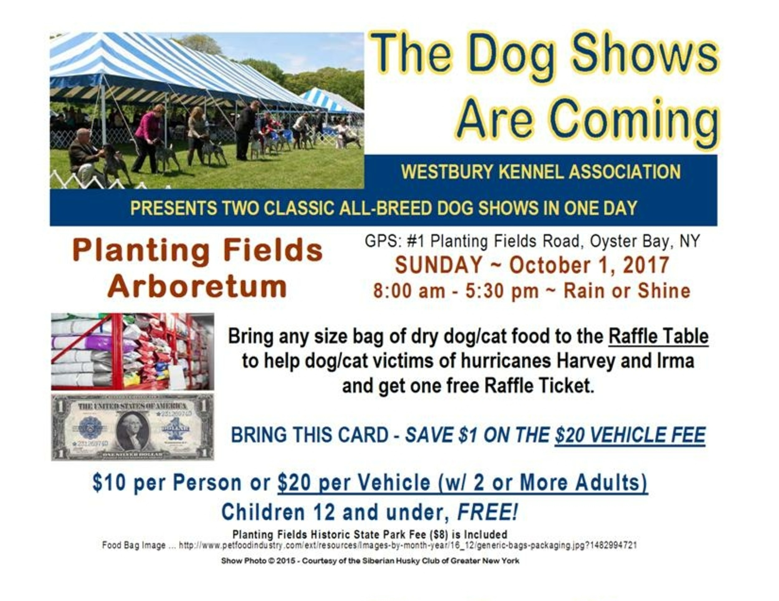 dog show 85th anniversary event westbury kennel association