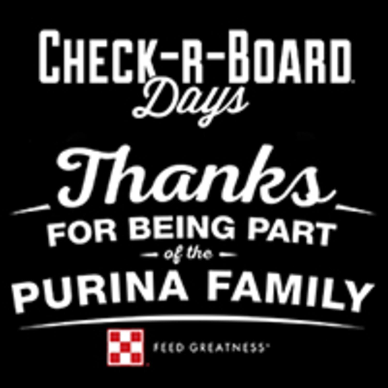 The Barn Pet Feed & Supplies Celebrates 2017 Purina® Check-R