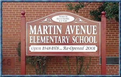Martin Avenue Elementary School would have 117 more students eligible for bus transportation, should voters approve a measure on the May ballot in the North Bellmore School District.