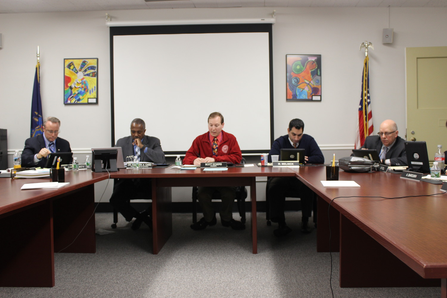 The East Meadow School District Board of Education recently outlined its 2018-19 budget, which would implement a number of improvements to security, staffing and students services.