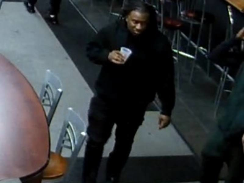 Police are looking for this man, who they say is responsible for an apparently unprovoked attack outside of the Baldwin Bowling Center last week.