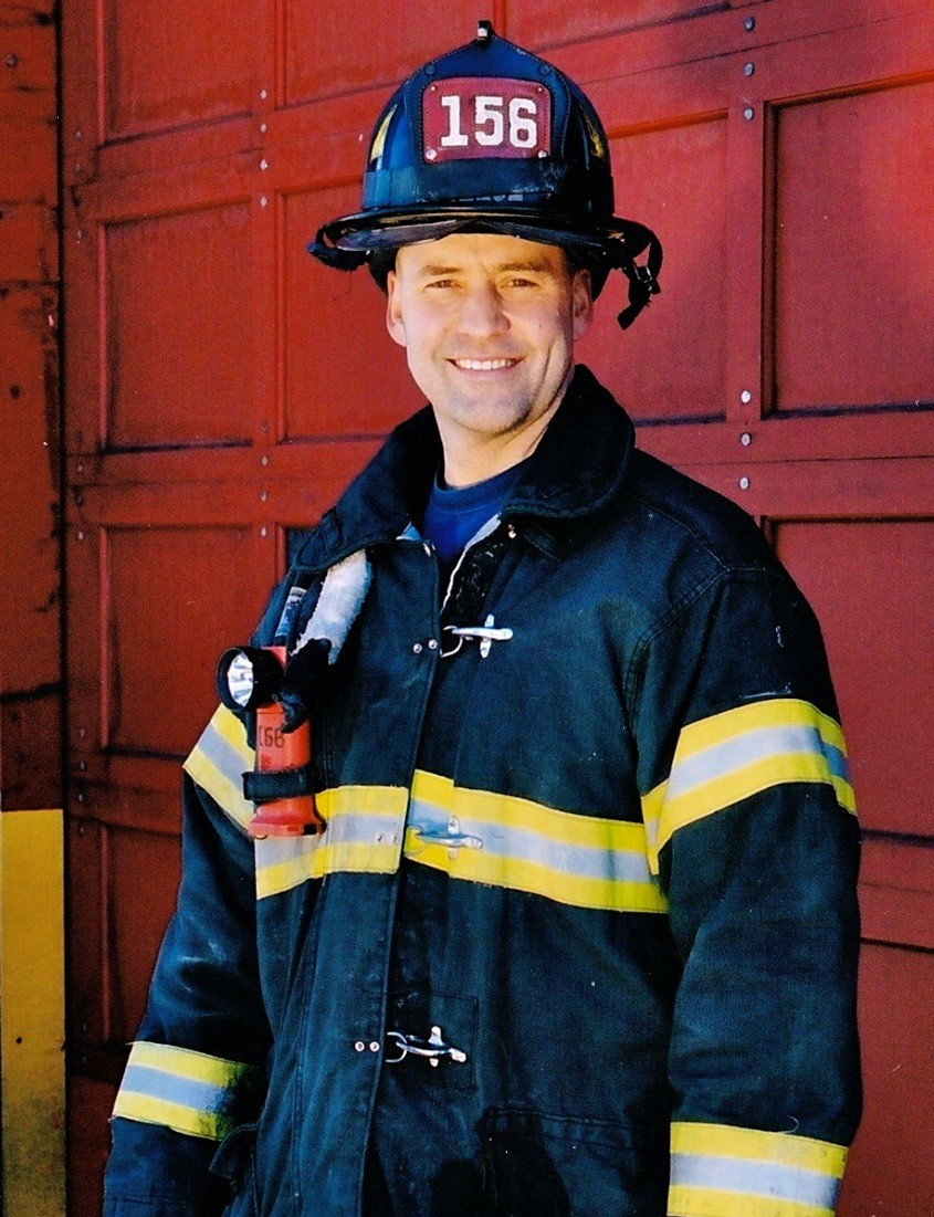 Keith Young, 53, an FDNY retiree and a former Freeport Fire Department volunteer, died on March 17 of a Sept. 11-related illness.