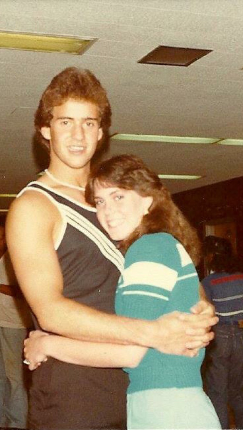 Keith met Elizabeth King when they were both 16 and students at Freeport High School. They were married for 32 years.