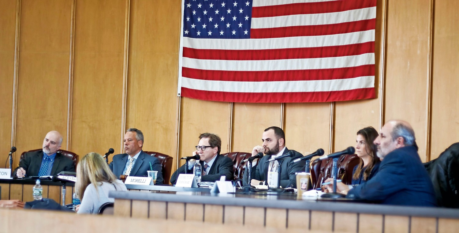 In January, Nassau County State Supreme Court Judge Stephen Bucaria ordered the zoning board to hold a public hearing to determine whether a building permit and variance issued to iStar were still valid. The board was expected to issue a decision in the coming weeks.