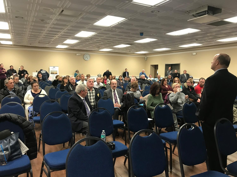 Drop in fatal overdoses in Nassau   Herald Community
