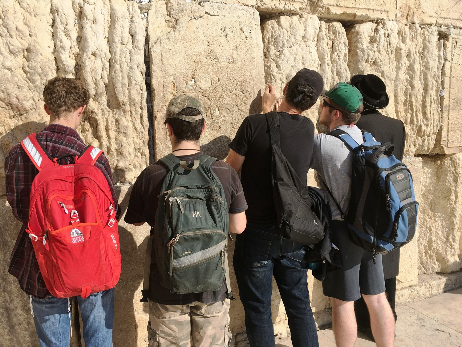 Kulanu Academy students will be able to tour Israel for at least 20 days and visit the historic sites, such as the Western Wall in Jerusalem.