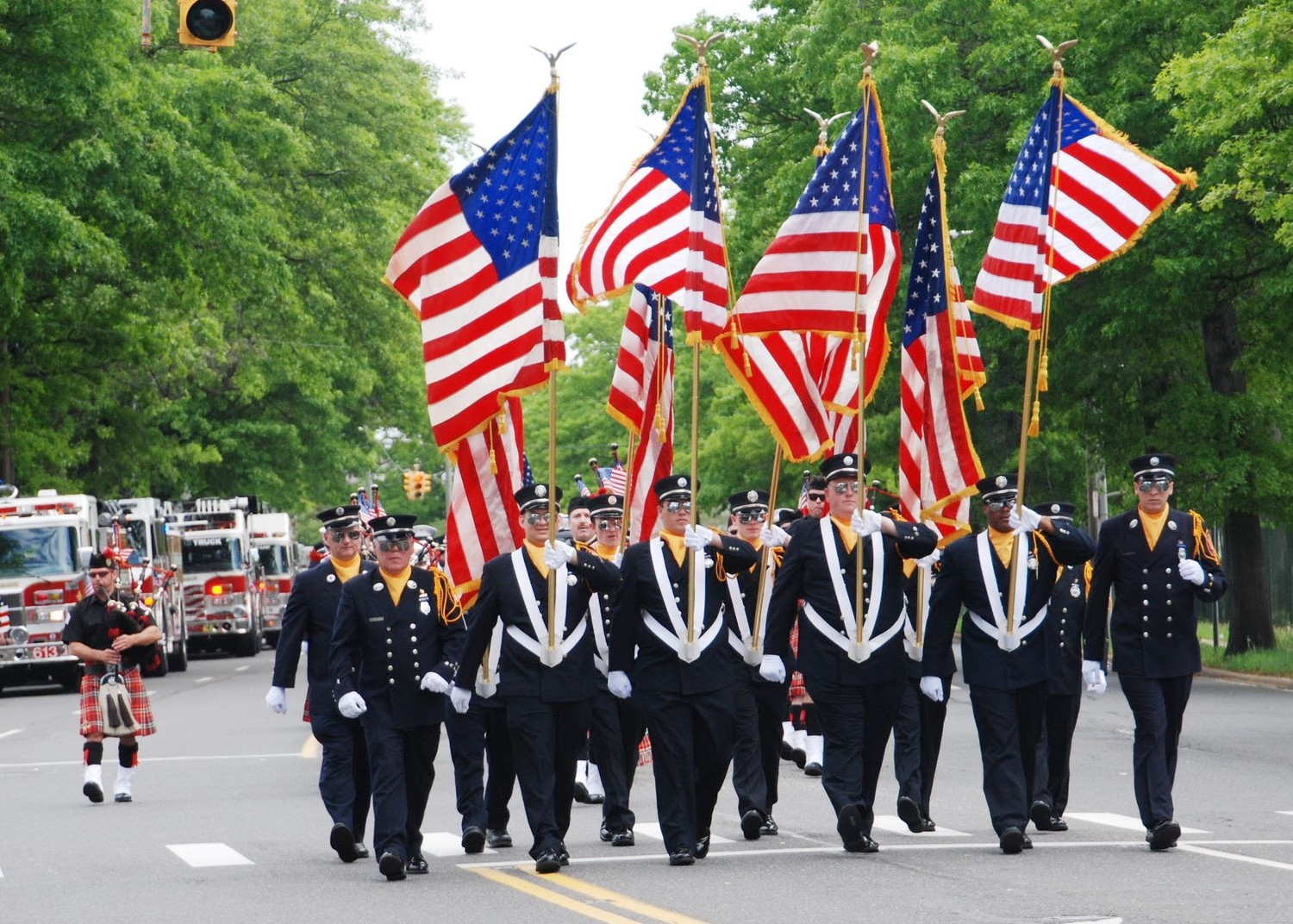 The East Meadow Fire Department recently announced that it is hosting the annual 6th Battalion Parade and Drill competition on Aug. 25.