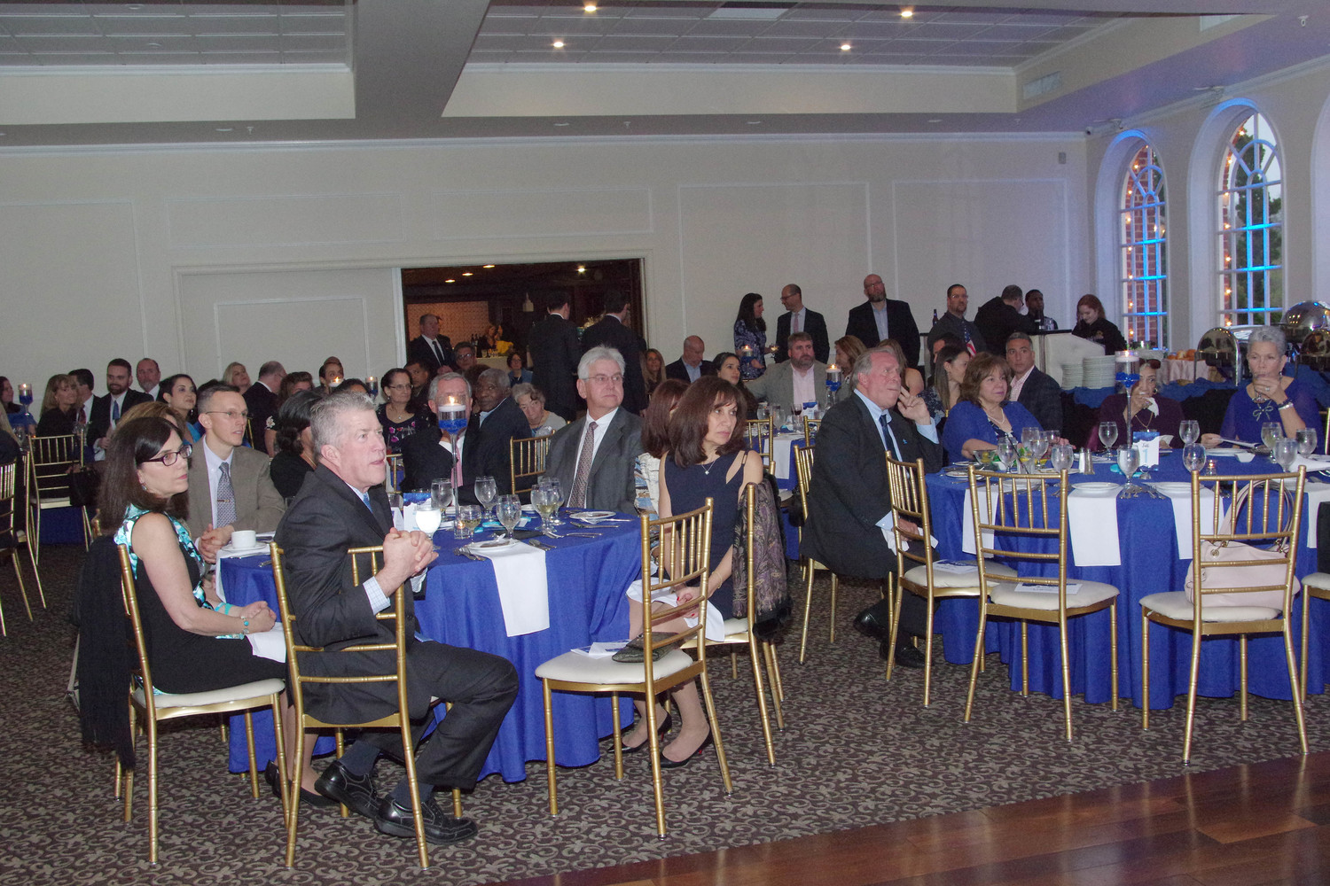 "RVC Blue Speaks, a local non-profit, held its second annual ""Light It Up Blue"" gala at the Coral House in Baldwin last Saturday to help raise funds for families affected by autism."