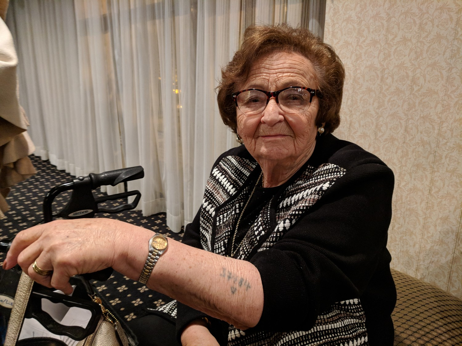 holocaust survivor shares her story | herald community newspapers