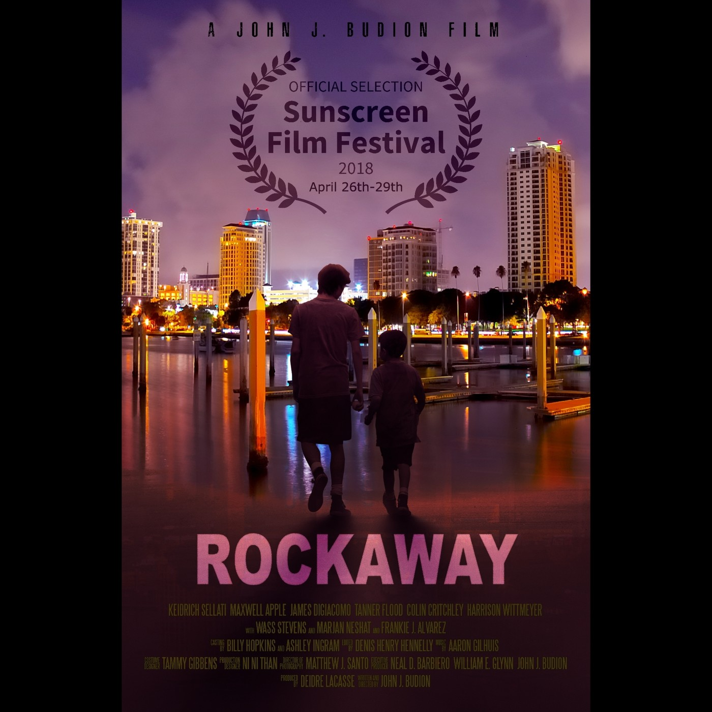 """Rockaway"" will make its Florida premiere at the Sunscreen Film Festival on April 28 at 4 p.m. It has already garnered a lot of buzz after success at other festivals."
