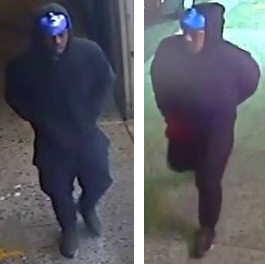 Nassau County Police Department is looking for a man involved in an alleged attempted robbery and shooting of a store clerk at Family Gourmet Deli in Freeport on April 18.