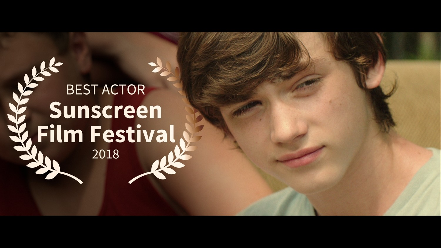 "Keidrich Sellati won the Best Actor award at the Sunscreen Film Festival in Florida for his role as Anthony in local director John J. Budion's film ""Rockaway."""