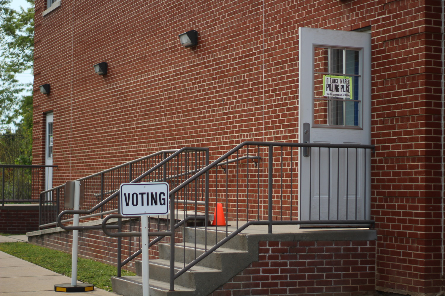 This year's budget vote turnout of 1,639 residents marked the second lowest turnout in 15 years for the Wantagh School District. Despite a period of fair weather, an evening flash storm caused issues for the voting public.