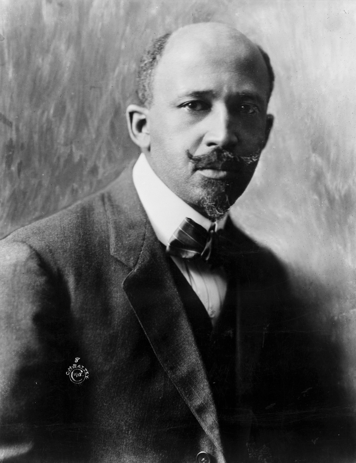 W.E.B. Du Bois was an iconic figure in the American civil rights struggle and a founder of the NAACP.