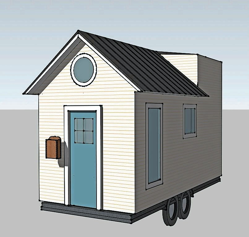 "On May 20, Moore and her business partner, Kerri Venti, will join local officials, chamber members and volunteers to unveil an eco-friendly ""Tiny Beach House"" at the chamber's Home & Garden Show at Kennedy Plaza. The show on May 19 and 20 will feature approximately 40 home improvement professionals in an interactive environment."