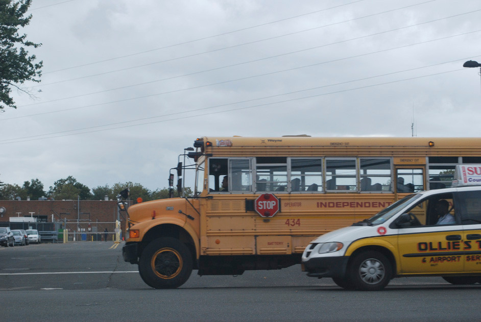 An Independent Coach Company bus driver was fired because of a May 17 incident where he allowed a parent to take a child, not her own, off the bus.