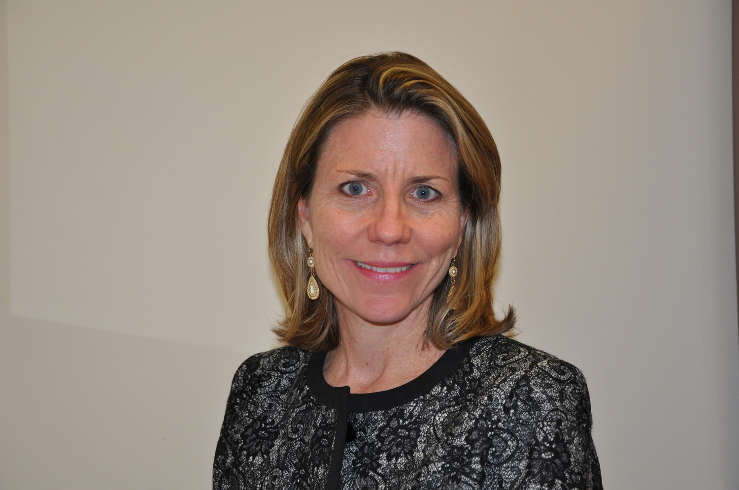 Colleen O'Hara is the new principal of Hewlett Elementary School.