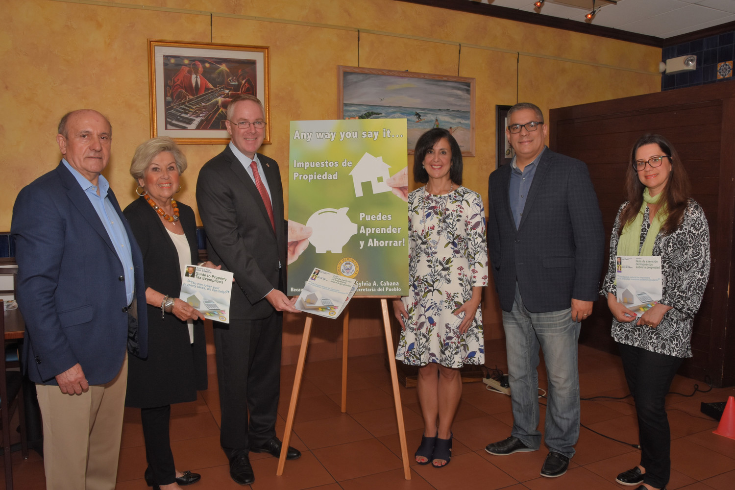 Town plans to launch bilingual property-tax reduction seminars ...