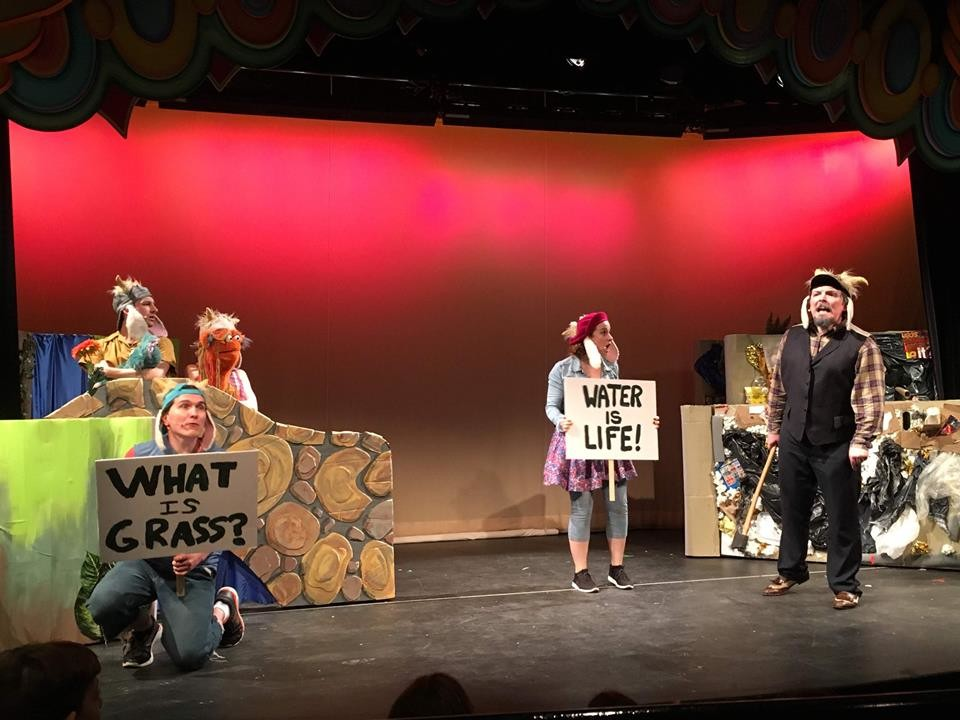 A popular fairy tale gets a musical adaptation that inspires environmental activism at Long Island Children's Museum.