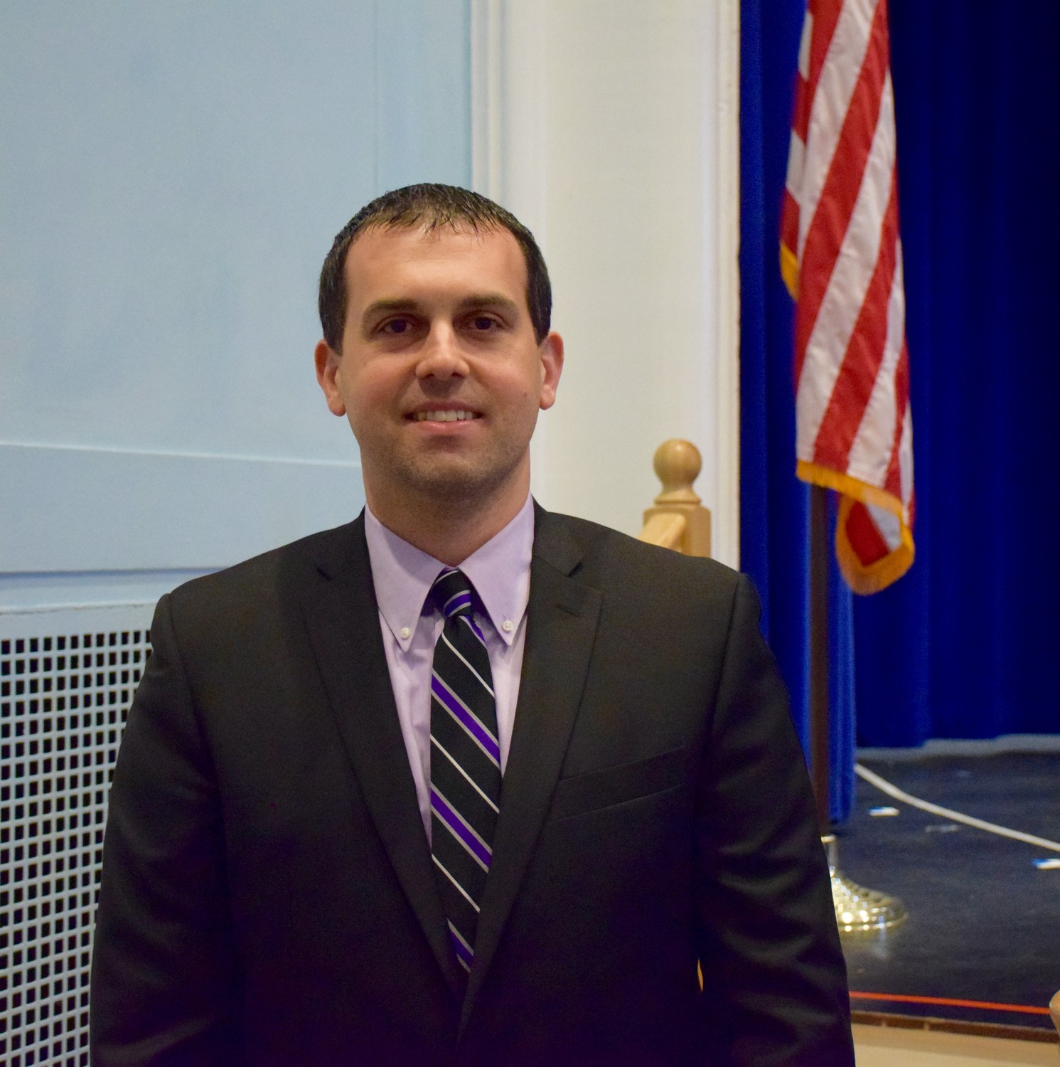 Richard Schaffer, 39,  was recently appointed principal of East Rockaway Junior-Senior High School. He will begin on July 1.