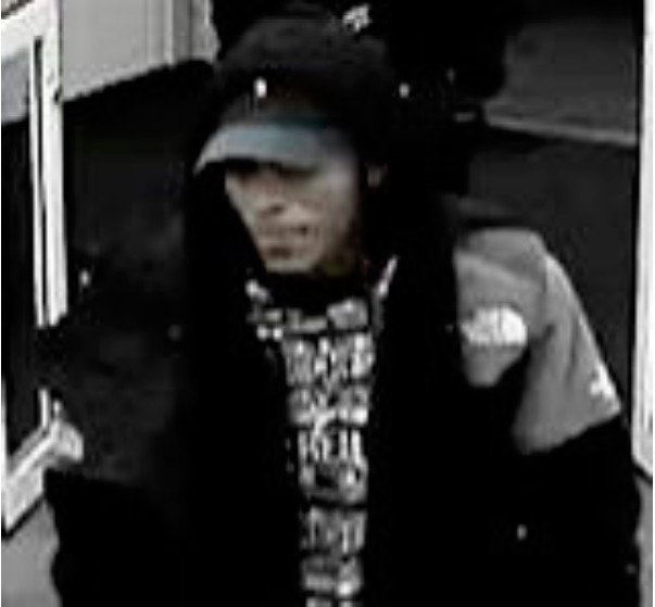 Nassau County police is looking for this man who possibly stole merchandise from the CVS in Woodmere on March 13.